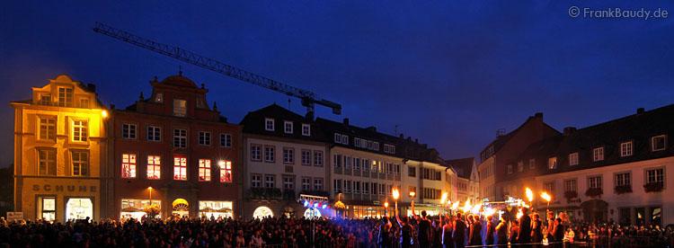 Feuerzauber Paderborn