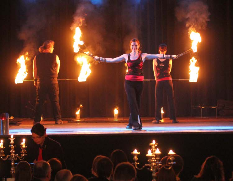 Firedance Dresden