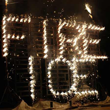Pyroshow Luxemburg