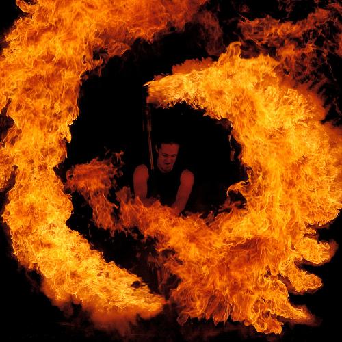 Feuershow Timmendorf