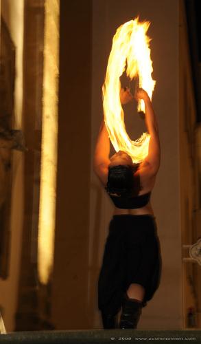 Bochum Feuershow