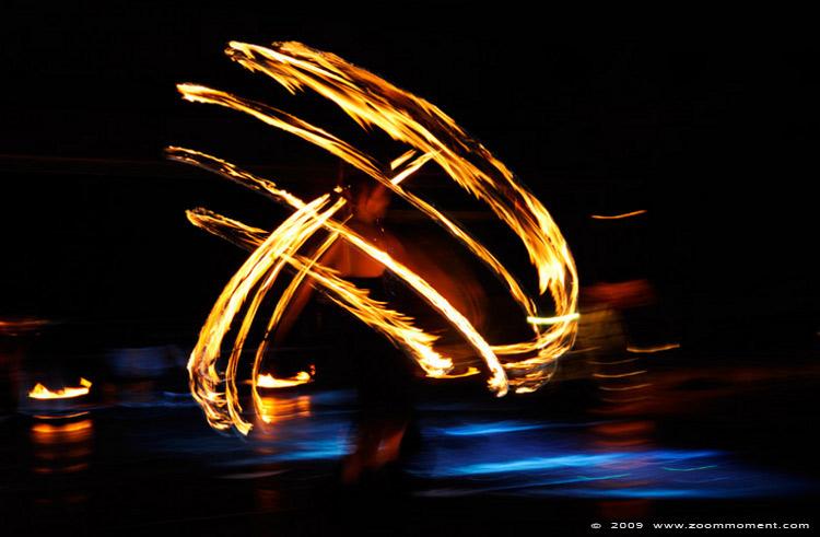 SAM&more Feuershow Indoor