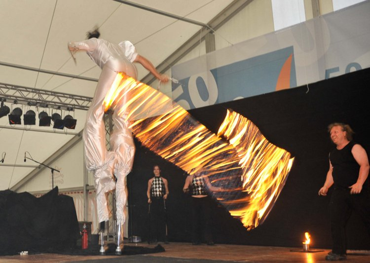 Riedlingen Fireshow