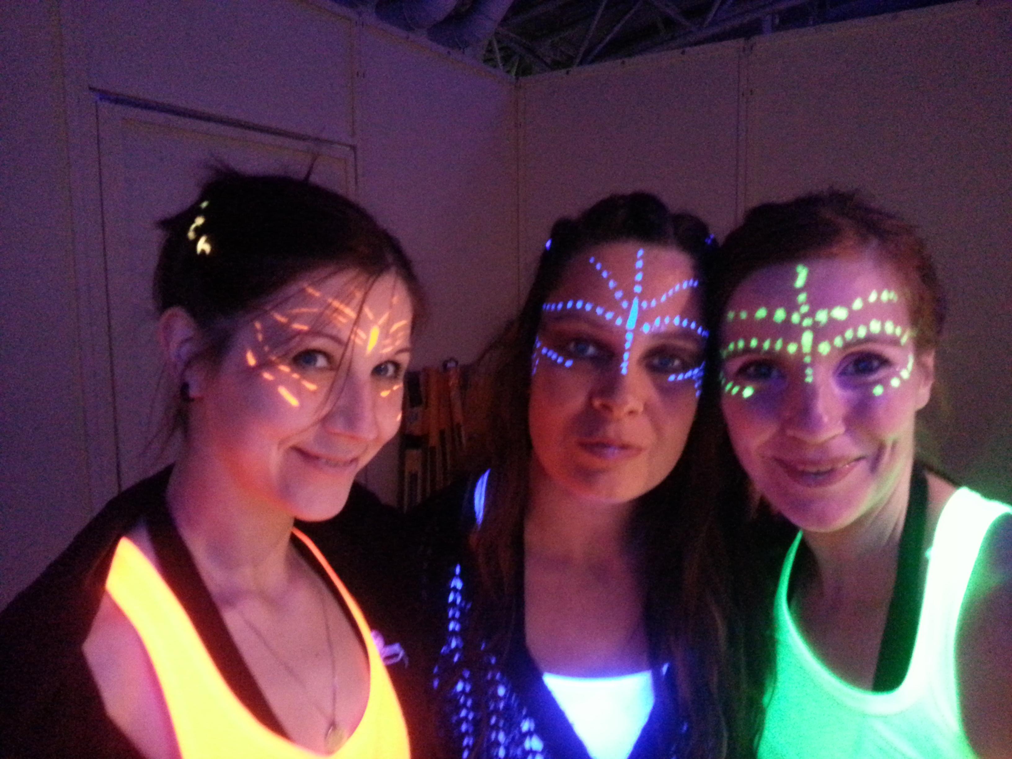 Team SAM&more Lightshow