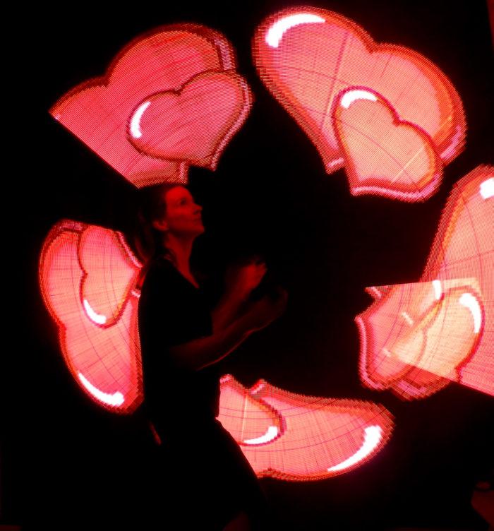 Hochzeitsshow LED