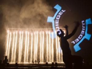 Pyroshow Feuerwerk