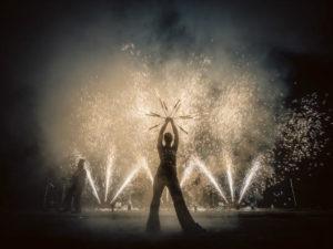Firedance Hochzeit