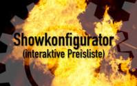 Feuershow Preise