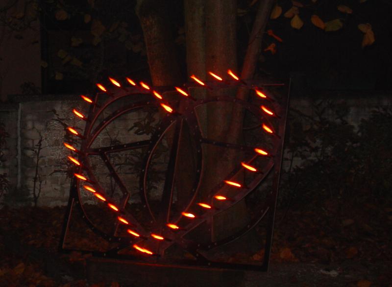 Hochzeits Pyroshow